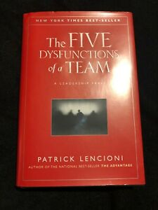 J-B Lencioni Ser.: The Five Dysfunctions of a Team : A Leadership Fable by...