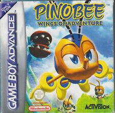 Platformer Video Game for Nintendo Game Boy Advance