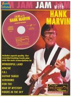 Jam with Hank Marvin Guitar Tab with Free Audio CD