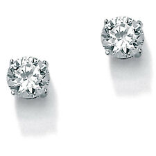 Colette Diamonte Sterling Silver Stud Earrings