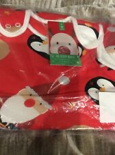 Next Gorgeous Baby's Rudolph Sleep Bag 0-6 Mths 2.5 Tog New!