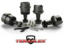 TeraFlex HD Upper & Lower Ball Joint Kit w/o Knurls Set of 4 fits 07-18 Jeep JK