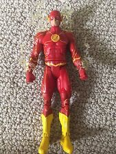 DC Comics Unlimited the Flash Collector Action Figure Mattel with Accessories