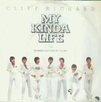 "7"" Cliff Richard/My Kinda Life (D)"