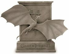 GAME OF THRONES SEASON 3 BLU RAY DRAGON LIMITED EDITION NEW SEALED RARE