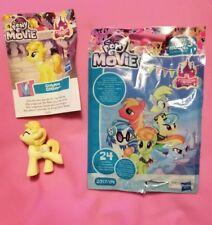 MLP My Little Pony The Movie Friendship Is Magic Series 2 Golden Glitter Brony