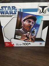 NEW! ~ STAR WARS ~ CLONE WARS ~ 100 PIECE PUZZLE brand new free shipping