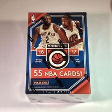 2016-17 Panini NBA Complete Blaster box 11 packs per box New Sealed Basketball