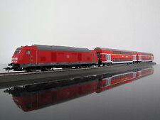 Märklin 4-tlg Regio-Express aus 29479 mit BR245 +2 Doppelstockw.+ Steuerw. 78479