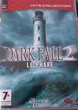 "JEU PC ""Dark Fall 2"" (Aventure) NEUF SOUS BLISTER"