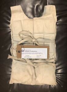 J Peterman Titanic Movie Original Prop Life Jacket  From Sinking Scenes w/ COA