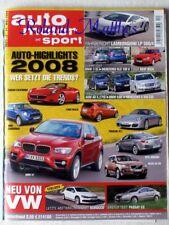 AMS 12-08+VW PASSAT CC+BMW 118+MERCEDES CLC+LAMBORGHINI LP 560+VW SCIROCCO+ROLLS