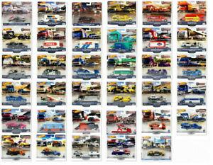 Hot Wheels Car Culture Team Transport 1:64 Choose Your Set