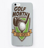 Appreciation May Golf Month Gift Phone Case iPhone