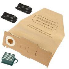 20 sacchetti per aspirapolvere adatto per Vorwerk Folletto 130, 131+ Set filtro