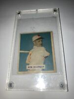 1949 Bowman Bob Dillinger #143 VGEX RC Rookie 104270 VERY EXCLUSIVE CARD 1/1 PSA