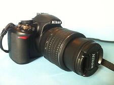 Nikon D3100 Spiegelreflexkamera inkl.18-55mm VR Objektiv