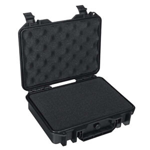 Protective Tool Box Shockproof Storage Anti Impact Suitcase with Sponge A