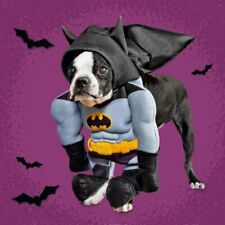 DC Justice League Batman Illusion Dog Suit COSTUME OUTFIT