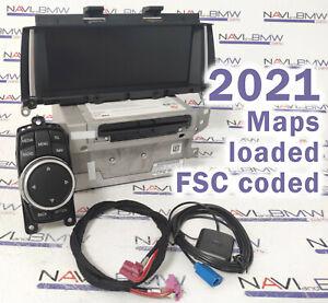 BMW X3 X4 F25 F26 NBT HDD GPS SAT NAV navigation upgrade set I-Drive 8.8 CID