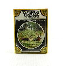 "Woodland Scenics - TK 11  2 1/4 "" FORKED TRUNK TREES (4 KIT)  ~ NEW"