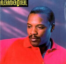 ALEXANDER O'NEAL 1988 HEARSAY U.K. TOUR CONCERT PROGRAM BOOK / PRINCE / VG 2 EX
