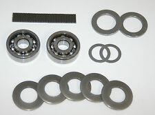 SeaDoo Supercharger Refresh Kit w/ Bearings, Shims, Metal Washers, Needle Pins