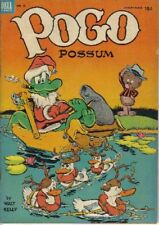 Golden age DELL: Pogo Possum #11 (Walt Kelly) 1953