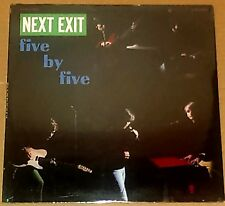 """Five by Five """"Next Exit"""" Paula LPS-2202 1966 """"Shake A Tail Feather"""" Mint/Sealed!"""