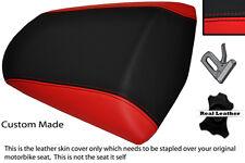 BLACK & RED CUSTOM FITS KAWASAKI Z 1000 SX 10-13 REAR SEAT COVER