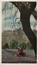 Postcard Advertising Model M Tractor Allis Chalmers Milwaukee WI