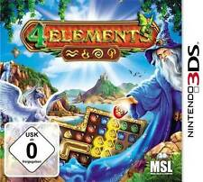 Nintendo 3DS Dual Screen Spiel ***** Four * 4 Elements ******************NEU*NEW