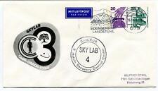 1973 SKYLAB 4 Carr Gibson Pogue Ramstein Recovery Control C. Cinceur Landstuhl