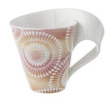 Villeroy Boch New Wave Caffe Mombasa Mugs Set of 6 New