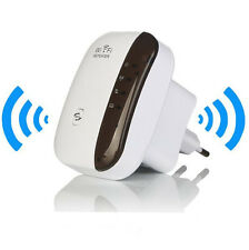 AMPLIFICADOR WIFI 802.11 N/B/G WIRELESS REPETIDOR SEÑAL INALAMBRICO 300 MBPS BN