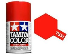 TAMIYA COLOR AIRSPRAY TS-31 BRIGHT ORANGE 100ml