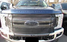 2017 2018 Ford Super Duty F250 F350 F450 F550  Bug Screen Grill Cover Snap On