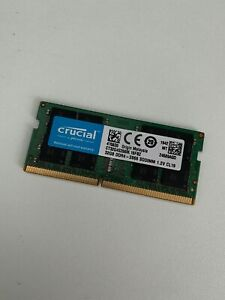 Crucial RAM CT32G4S266M 32 GB DDR4 2666 MHz CL19 Memory for Mac 2666 MT/s