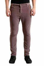 "Hugo Boss Orange ""Lilija"" Men's Corduroy Tapered Fit Classic Jeans US 28 IT 44"