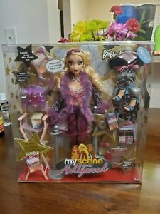 My Scene Goes Hollywood Barbie Doll -2005 - NEW IN BOX