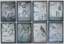 1992 D.C. Comic Hologram Hall of Fame Series 1 Complete Set of 10