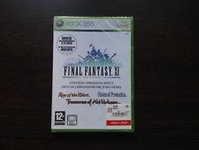 Final Fantasy XI 11 Edición Blanca PAL ESPAÑOL NUEVO A ESTRENAR PRECINTADO