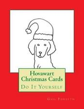 Hovawart Christmas Cards : Do It Yourself by Gail Forsyth (2015, Paperback)