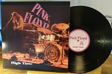 Pink Floyd High Time Live Rome 1968 Vinyl LP