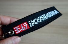 YOSHIMURA Keychain Keyring Embroidered Fabric Strap Bike Car Gift Free Shipping