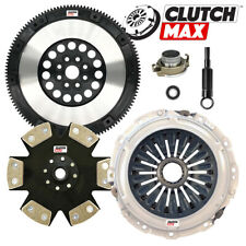 STAGE 4 HD CLUTCH KIT + CHROMOLY FLYWHEEL for SUBARU IMPREZA WRX STi EJ257 6-SPD