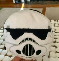 "Disney Star Wars Tsum Tsum Storm Trooper Plush Stuffed Toy 11"" Medium NICE"
