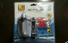 Wellmax Bicycle Light Set-Front Light & Flasher