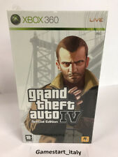 GRAND THEFT AUTO IV GTA 4 SPECIAL LIMITED EDITION XBOX 360 NUOVA NEW PAL VERSION