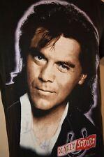 Marty Stuart Signed Bluegrass Country Music Rockabilly Band L T-Shirt Vtg 90s